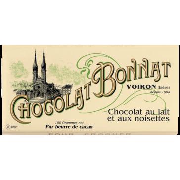Chocolat Bonnat Lait...