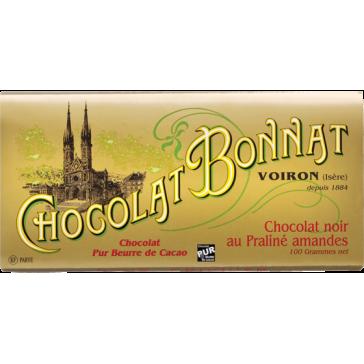 Chocolat Bonnat Noir au...