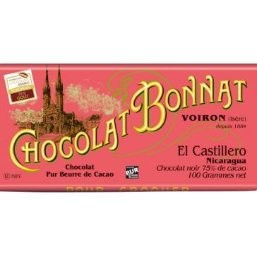 Chocolat Bonnat El Castillero