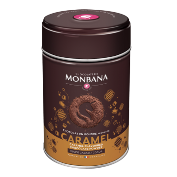Chocolat en poudre Caramel