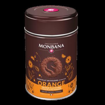 Chocolat en poudre Orange