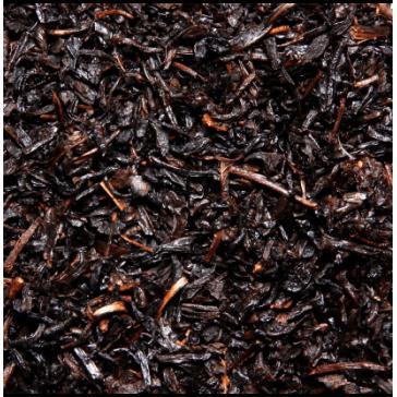 Thé Noir Fraise des Bois