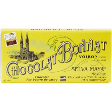 Chocolat Bonnat Selva Maya