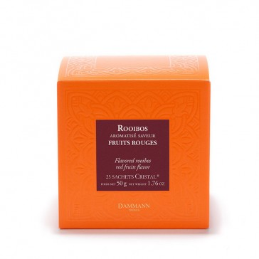 Rooibos Fruits Rouges 25...