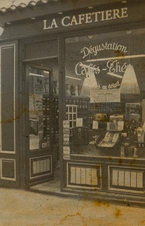 Notre Histoire • La Cafetière Catalane