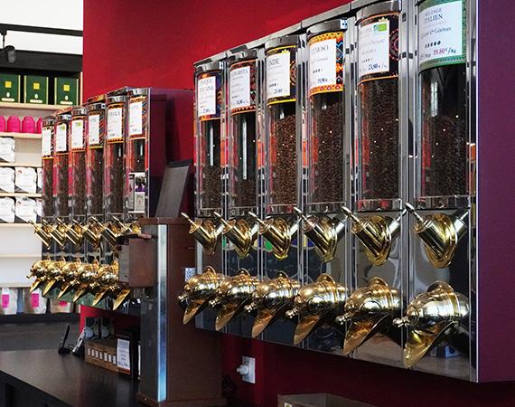 Boutique AgroSud Perpignan • La Cafetière Catalane