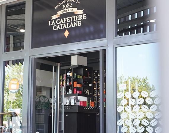 Boutique Auchan Perpignan • La Cafetière Catalane