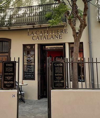 Nos Boutique • Collioure • La Cafetière Catalane