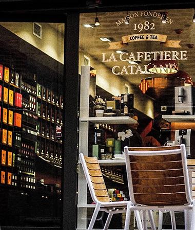 Nos Boutiques • La Cafetière Catalane