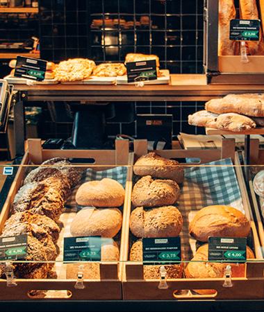 Boulangerie • La Cafetière Catalane
