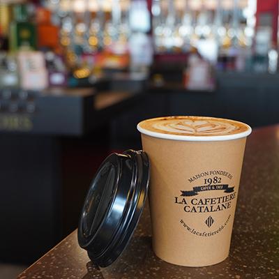 Café à emporter • La Cafetière Catalane