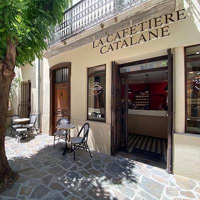 Café Collioure • La Cafetière Catalane